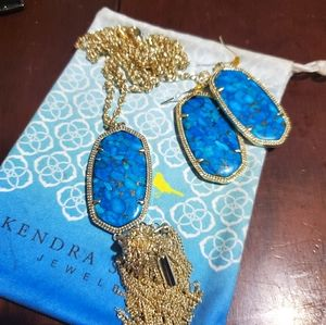 Kendra Scott set.